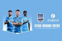 Mumbai City FC announce sponsorship with Zurich International Life. (Image courtesy: Mumbai City FC)