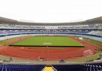 The Vivekananda Yuba Bharati Stadium (Saltlake Stadium) in Kolkata. (Photo courtesy: AIFF Media)