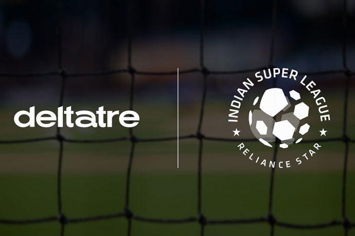 Deltatre x Indian Super League (Image courtesy: Deltatre)