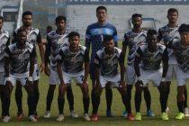 Mohammedan Sporting Club players ahead of their game. (Photo courtesy: Mohammedan Sporting Club)