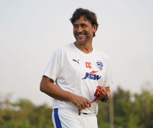 File picture of Carles Cuadrat. (Photo courtesy: Bengaluru FC)