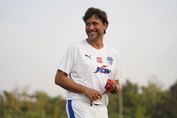File picture of Carles Cuadrat. (Photo courtesy: Bengaluru FC)