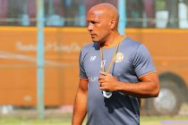 RoundGlass Punjab FC head coach Curtis Fleming. (Photo courtesy: AIFF Media)