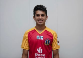 SC East Bengal midfielder Ajay Chhetri. (Photo courtesy: SC East Bengal)
