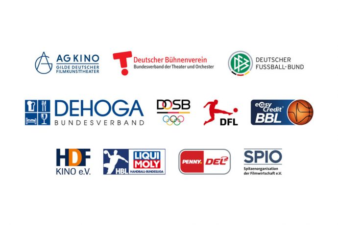 Cooperation of German cultural, gastronomic and sports federations to tackle the challenges of COVID-19. (Image courtesy: DFL Deutsche Fußball Liga)