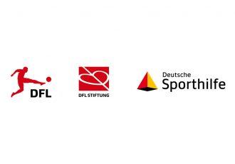 DFL Deutsche Fußball Liga x DFL Stiftung x Deutsche Sporthilfe