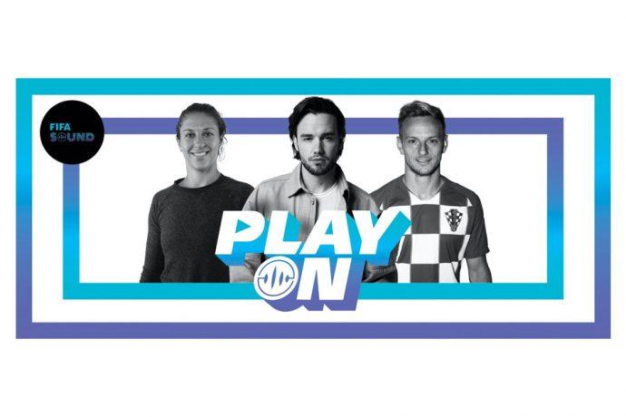 FIFA PlayOn Podcast. FIFA Sound. (Image courtesy: FIFA)