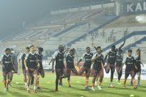 Gokulam Kerala FC training session. (Photo courtesy: AIFF Media)