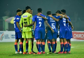 The Indian Arrows. (Photo courtesy: AIFF Media)
