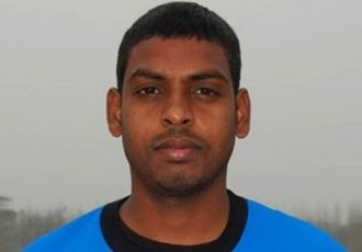 File picture of former India goalkeeper Prasanta Dora. (Photo courtesy: AIFF Media)