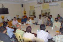 IFA meeting in Kolkata. (Photo courtesy: Indian Football Association)