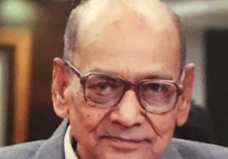 File picture of former AIFF Executive Committee member SR Dev. (Photo courtesy: AIFF Media)