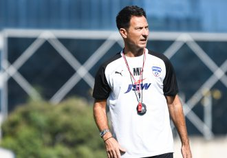 Bengaluru FC Head Coach Marco Pezzaiuoli (Bengaluru FC)