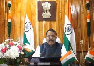Shri. P. S. Sreedharan Pillai, Hon'ble Governor of Mizoram. (Photo courtesy: SAI Media)