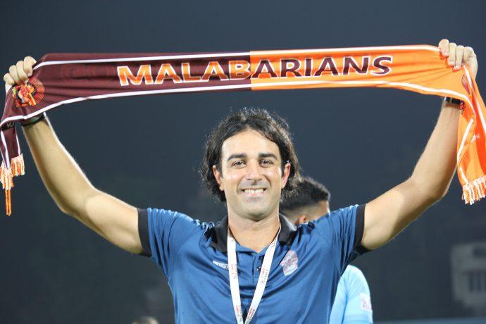 Gokulam Kerala FC head coach Vincenzo Alberto Annese. (Photo courtesy: AIFF Media)