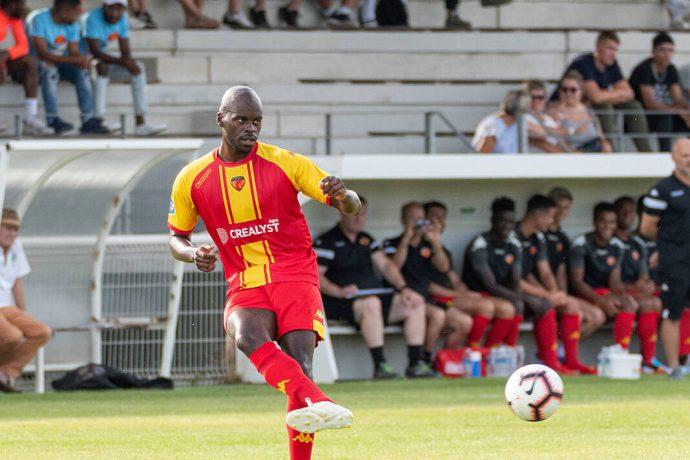 File picture of Gabonese defender Yrondu Musavu-King. (Photo courtesy: Bengaluru FC)