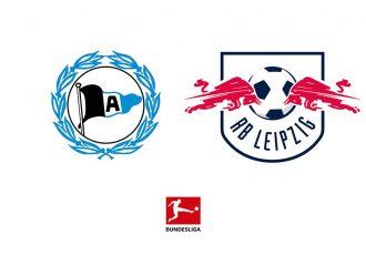 Bundesliga 2020/21 - Matchday 26: DSC Arminia Bielefeld vs RB Leipzig