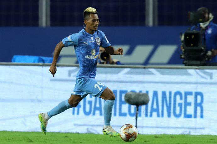 Mumbai City FC star Bipin Singh. (Photo courtesy: AIFF Media)