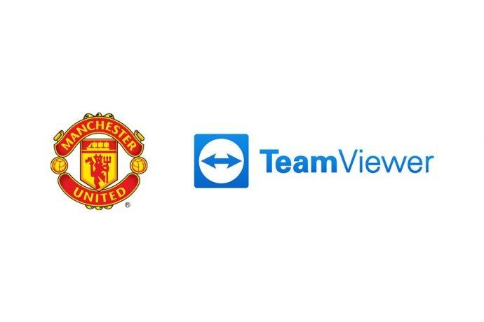 Manchester United x TeamViewer