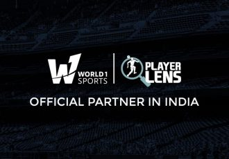 World1 Sports x Player LENS (Image courtesy: World1 Sports)