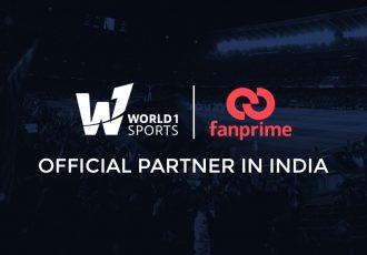 World1 Sports x Fanprime (Image courtesy: World1 Sports)