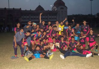 Namdhari U-17 Football League champions Minerva Academy FC. (Photo courtesy: Minerva Academy FC)