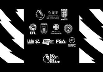 No Room For Racism (Image courtesy: Premier League)