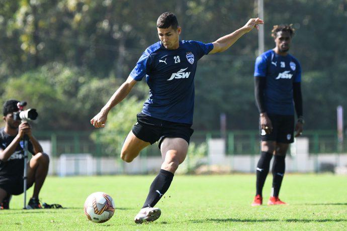 Bengaluru FC's Brazilian striker Cleiton Silva. (Photo courtesy: Bengaluru FC)