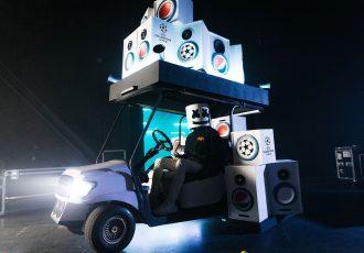Marshmello to headline 2021 UEFA Champions League final opening ceremony presented by Pepsi. (Photo courtesy: PepsiCo)