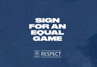 Sign for an Equal Game - UEFA Equal Game