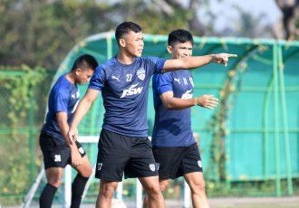 Bengaluru FC midfielder Suresh Singh Wangjam. (Photo courtesy: Bengaluru FC)