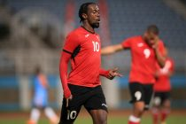 File picture of Trinidad and Tobago international Marcus Joseph. (Photo courtesy: Mohammedan Sporting Club)