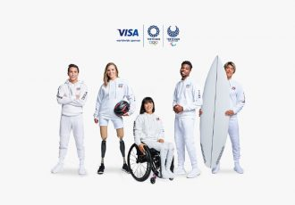 Team Visa Goes for Gold: Largest and most diverse athlete roster unveiled for Tokyo 2020. (Image courtesy: Visa)