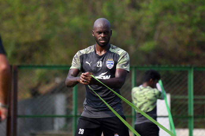 Bengaluru FC defender Yrondu Musavu-King. (Photo courtesy: Bengaluru FC)