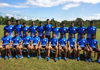 The Dempo SC U-16 squad. (Photo courtesy: Dempo SC)