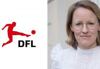 Donata Hopfen, Designated CEO, DFL Deutsche Fußball Liga. (Photo courtesy: DFL Deutsche Fußball Liga)