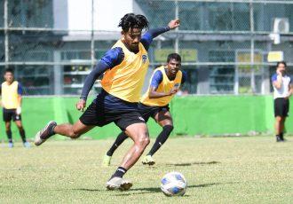 Bengaluru FC midfielder Jayesh Rane. (Photo courtesy: Bengaluru FC)
