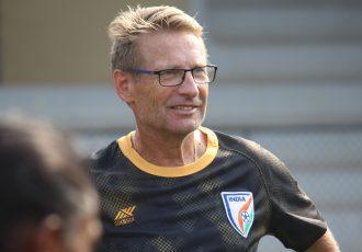 Indian women's national team head coach Thomas Dennerby. (Photo courtesy: AIFF Media)