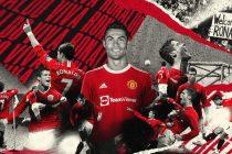 Manchester United announce the signing of Cristiano Ronaldo. (Image courtesy: Manchester United)