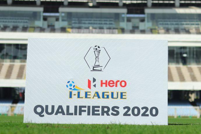 Hero I-League Qualifiers 2020 (Photo courtesy: AIFF Media)
