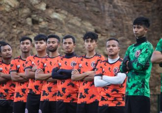 All set to impress in the I-League Qualifiers: Ryntih FC. (Photo courtesy: Ryntih FC)
