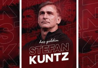 Germany's Stefan Kuntz named new Turkey head coach. (Image courtesy: TFF)