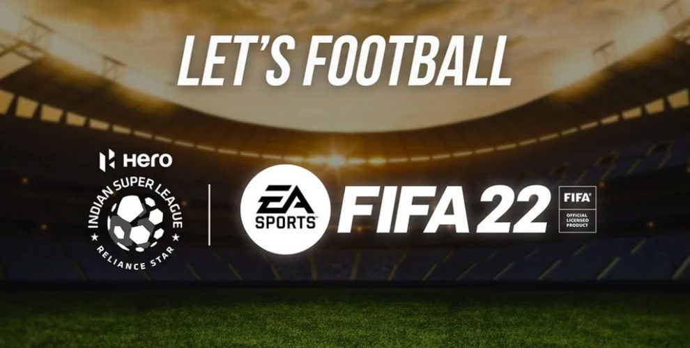 Hero Indian Super League to feature in EA SPORTS FIFA 22. (Image courtesy: Hero Indian Super League)