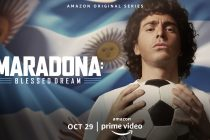 Prime Video debuts official trailer for Amazon Original Series Maradona: Blessed Dream. (Image courtesy: Amazon)