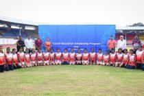 Pune Edition of the FIFA U-17 Women's World Cup India 2022 Coach Education Scholarship Programme. (Photo courtesy: AIFF Media)