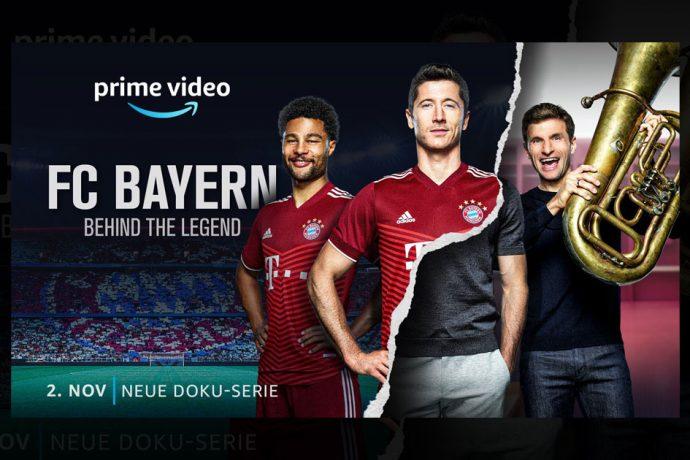 FC Bayern – Behind the Legend (Image courtesy: Amazon)